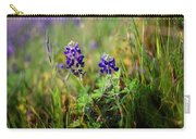 Bluebonnets On Film Carry-all Pouch