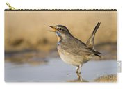 Bluethroat Luscinia Svecica Carry-all Pouch