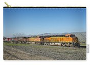 Bnsf 7199 Consist Carry-all Pouch