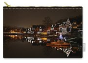Boathouse Row Lights Carry-all Pouch
