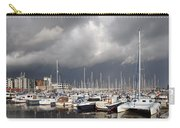 Boats In A Marina Carry-all Pouch