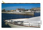 Boats In Port Carry-all Pouch