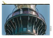 Bodie Island Lighthouse Obx Cape Hatteras North Carolina Carry-all Pouch