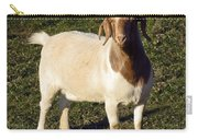 Boer Goat  Carry-all Pouch