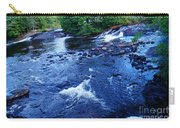 Bog River Falls Carry-all Pouch