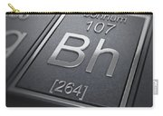 Bohrium Chemical Element Carry-all Pouch