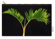 Bonsai Palm Tree Carry-all Pouch