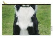 Border Collie Dog Carry-all Pouch
