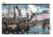 Boston Tea Party, 1773 Carry-all Pouch by Granger