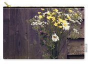 Bouquet Carry-all Pouch by Svetlana Sewell