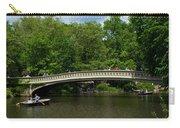 Bow Bridge Central Park Carry-all Pouch