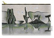 Brasilia Skyline Carry-all Pouch
