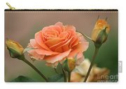 Brass Band Roses Carry-all Pouch