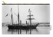 Brazilian Steamship, 1863 Carry-all Pouch