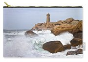 Breaking Of Waves Carry-all Pouch