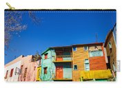 Bright Colors In Buenos Aires Carry-all Pouch