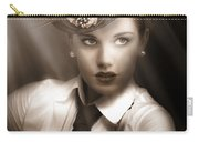 Bright Lights Of Broadway Carry-all Pouch