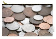 British Coins Sterling Full Frame Carry-all Pouch