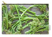 Broccoli Stems Carry-all Pouch