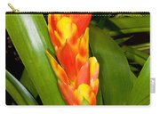 Bromeliad Flower Carry-all Pouch