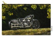 Brough Superior Ss 100 Carry-all Pouch