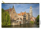 Bruges Canals Carry-all Pouch