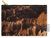 Bryce Canyon National Park Hoodo Monoliths Sunrise Southern Utah Carry-all Pouch