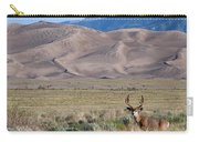 Buck At Great Sand Dunes Carry-all Pouch