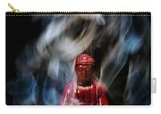 Buddha In Smoke Carry-all Pouch
