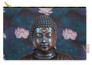Buddha Statue Denver Carry-all Pouch