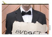 Budget Funerals Carry-all Pouch