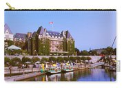Buildings At The Waterfront, Empress Carry-all Pouch