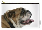 Bulldog, Male Panting Carry-all Pouch