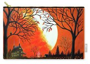 Burning Leaves Carry-all Pouch