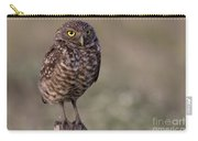 Burrowing Owl Photo Carry-all Pouch