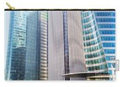 Business Skyscrapers Modern Architecture Carry-all Pouch