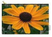 Butterscotch Daisy Carry-all Pouch