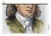 Button Gwinnett (1735-1777) Carry-all Pouch