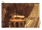 Cable Car In San Francisco Carry-all Pouch