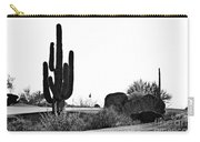 Cactus Golf Carry-all Pouch