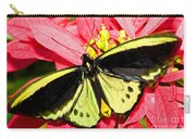 Cairns Birdwing Butterfly Carry-all Pouch