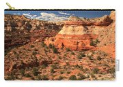 Calf Creek Canyon Red Rocks Carry-all Pouch