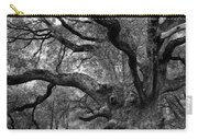 California Black Oak Tree Carry-all Pouch