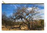 California White Oak Carry-all Pouch