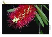 Callistemon Citrinus - Crimson Bottlebrush Hawaii Carry-all Pouch