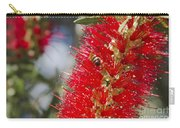 Callistemon Citrinus - Crimson Bottlebrush Carry-all Pouch