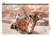 Sitting Camel Carry-all Pouch