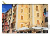 Camogli - Homes And Promenade Carry-all Pouch