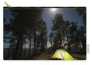 Camping On The Rim Carry-all Pouch