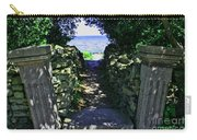 Cana Island Walkway Wi Carry-all Pouch